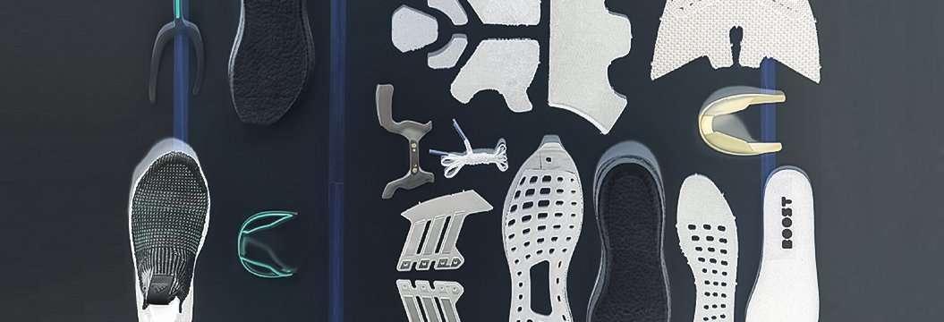 footwear Adidas ultraboost footwear materials design truth in labeling carbon scoring nutritional label ingredients list