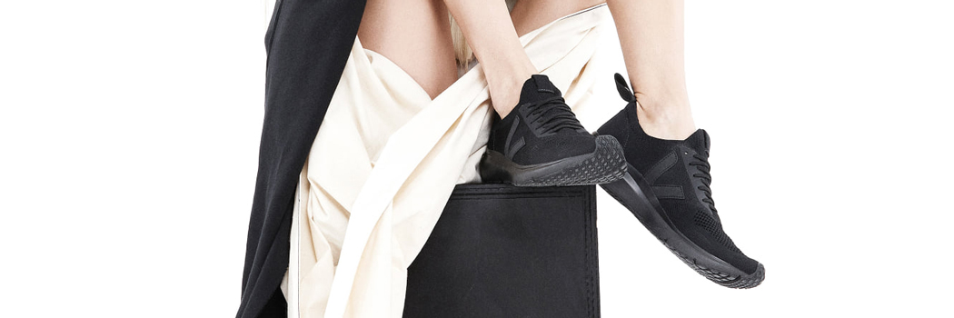 rick owens veja running style 2 v knit black oyster honey pink release info colors sustainable adidas recycled plastic polyester natural materials vegan