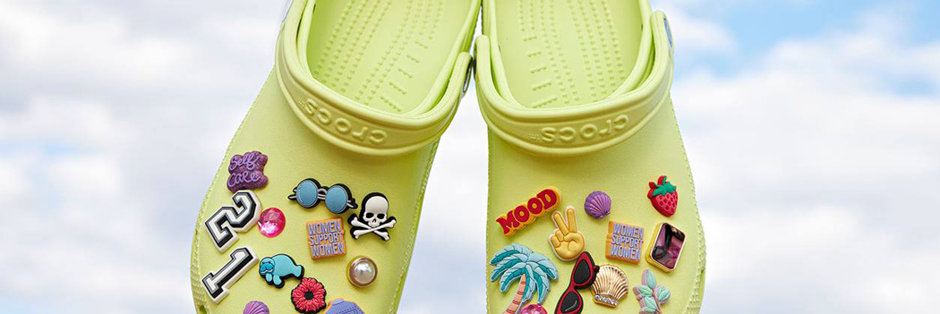 crocs vegan net zero carbon-emissions sustainability commitments footwear shoes Post Malone Diplo pledge sustainable